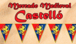 Mercado Medieval en Castellón de la Plana