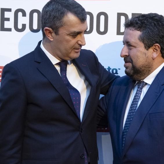 Alejandro Valverde y Fernando Escartín ponen en valor las dos etapas de la Vuelta 2019 en Castellón
