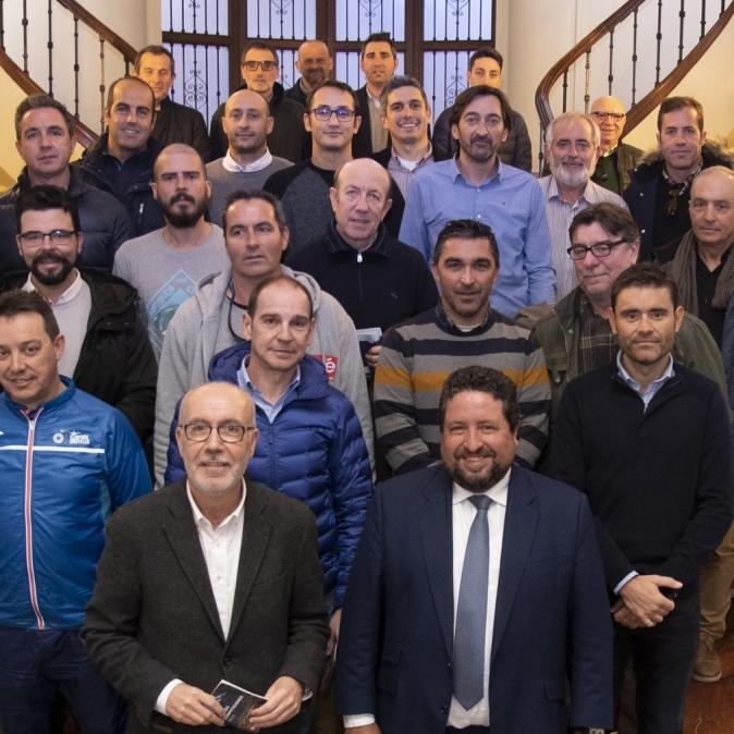Diputación consolida el calendario deportivo más ambicioso con más de 300 competiciones