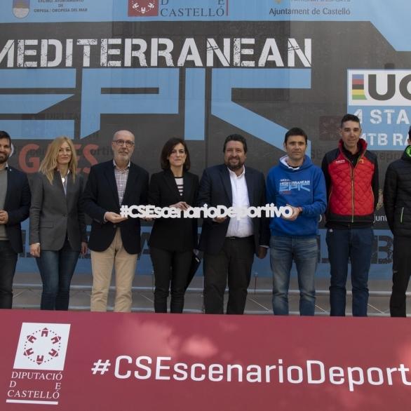 Diputación consolidará la internacionalización de #CSEscenarioDeportivo