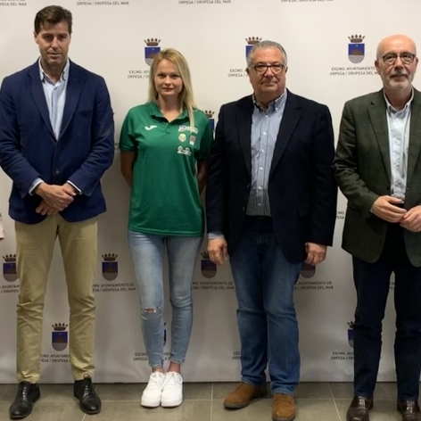 Diputación impulsa el Campeonato de España de Marcha