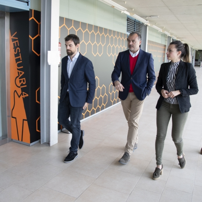 La Diputación reactiva los trabajos de limpieza y mantenimiento de la Piscina Provincial de cara a su reapertura