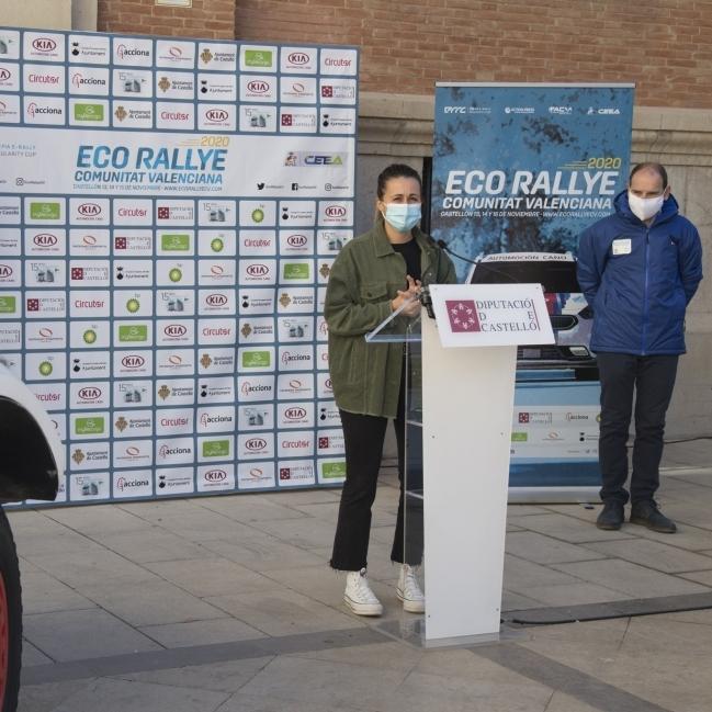 La Diputación apuesta por las carreras 'green' en la provincia con el apoyo al ECO Rallye Comunitat Valenciana