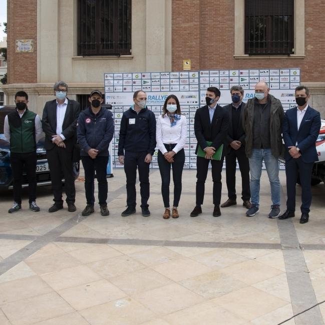 La Diputación renueva su apuesta por las carreras ecosostenibles en la provincia con el apoyo al ECO Rallye Comunitat Valenciana