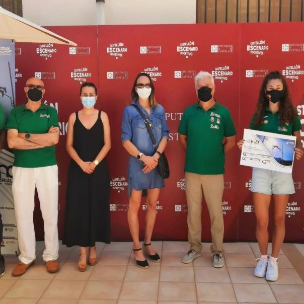 La Diputación y el Playas de Castellón preparan para el 29 de junio el Memorial José Cansino de atletismo