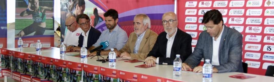 Diputación refuerza este fin de semana el Campeonato de Europa de Atletismo