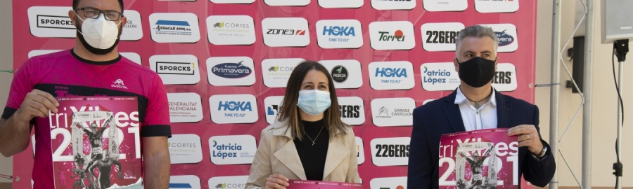 Tania Baños destaca la importancia deportiva y turística de la TriXilxes2021 para la comarca de la Plana Baixa